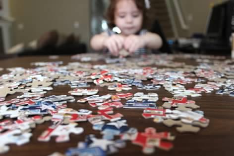 Rainy Day Puzzle