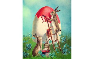 April week 3 – Happy Easter!