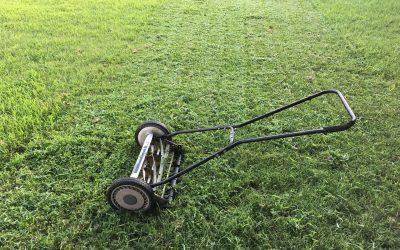 Mow A Lawn