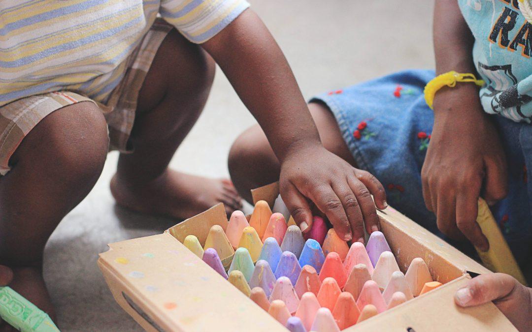 Last Day of School Gift Basket for Kids