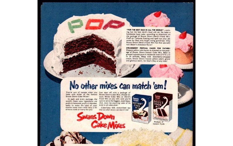 June Rose Cake
