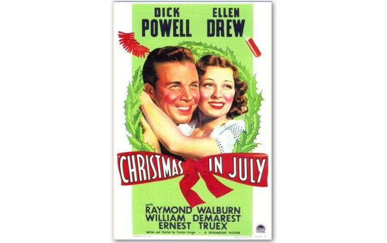 Christmas in July TV