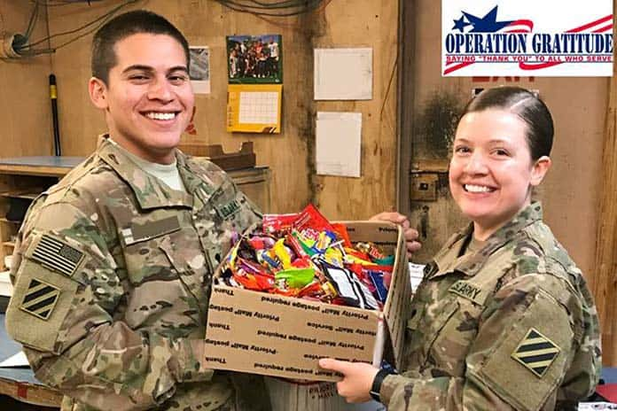 Donate your leftover Halloween candy
