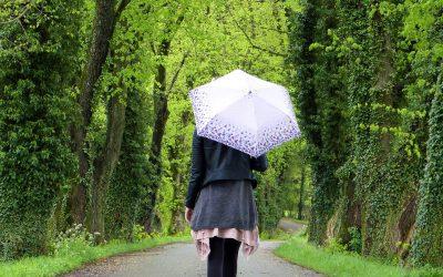 A purposeful nature walk