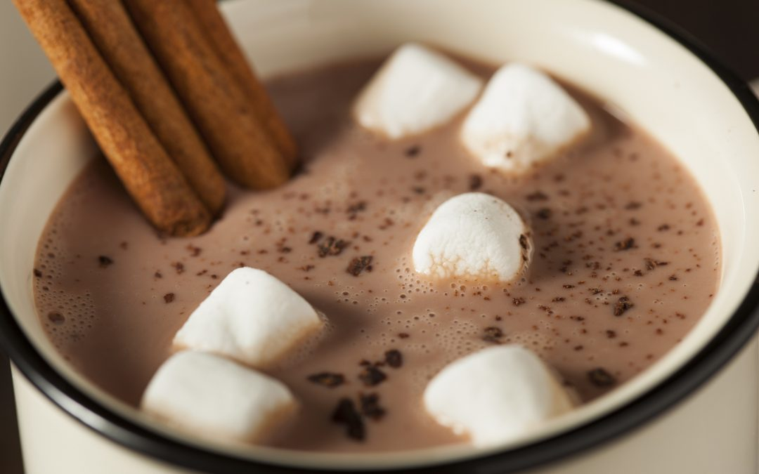 Spiced hot chocolate mix