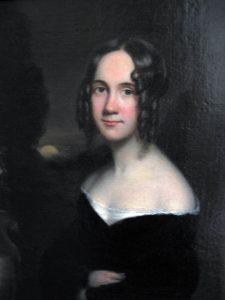 portrait of Sarah Josepha Hale