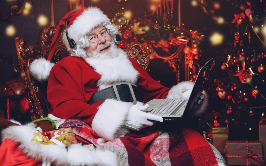 How to email Santa Claus