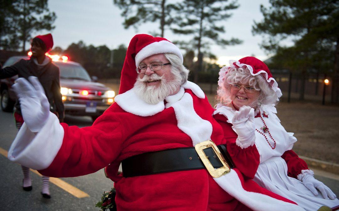 Mrs Santa Claus – a history