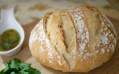 Learn to bake homemade bread