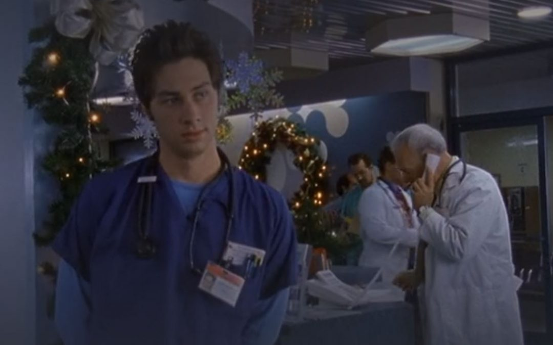 Scrubs Christmas episode