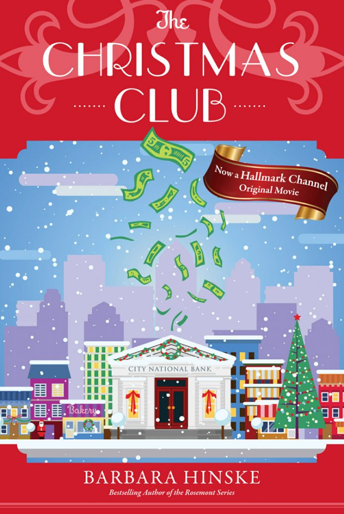 The Christmas Club book by Barbara Hinske