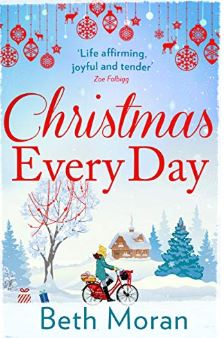 Christmas Every Day book cover