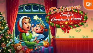 Emily's Christmas Carol video game