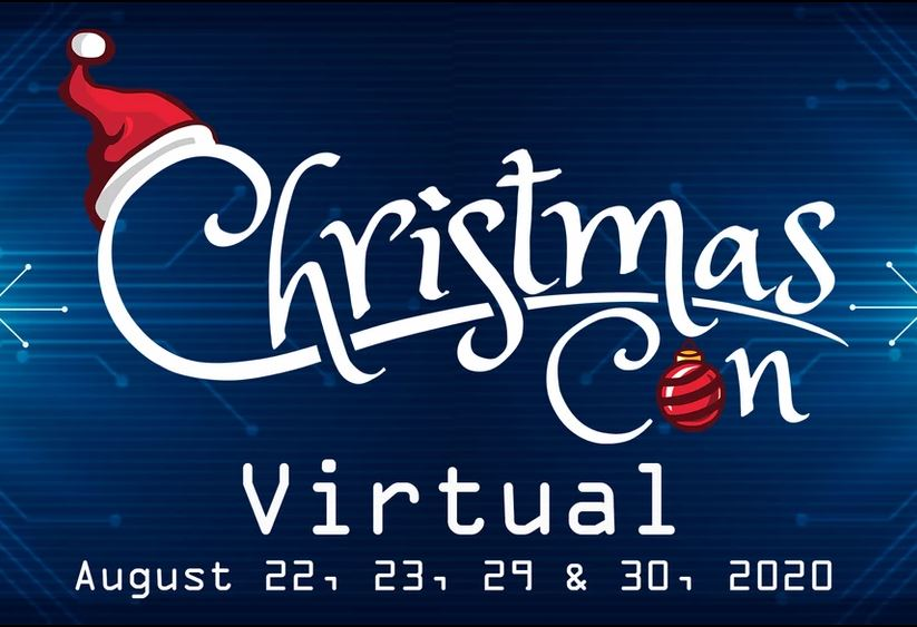 Virtual Christmas Con this month